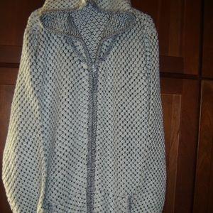 Sweaters - Knit Sweater Jacket - Never Worn